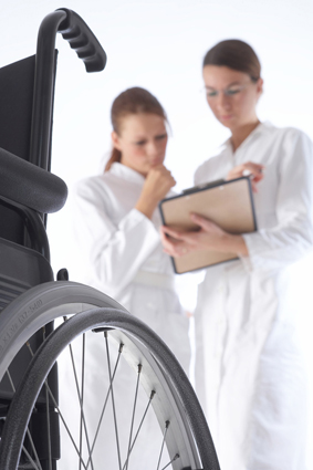 Rollstuhl - Premium Finanz Service Bielefeld